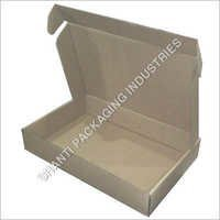 Folding Type Corrugated Box