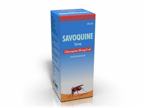 Antimalarial Syrup