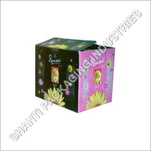 Offset Printed Cosmetic Boxes
