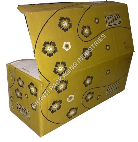 Corrugated Footwears Box