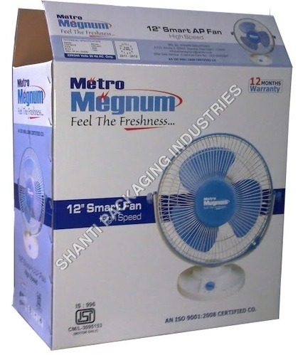 Electric Fans Packing Box