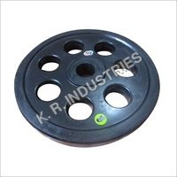 7 Hole Rubber Plate