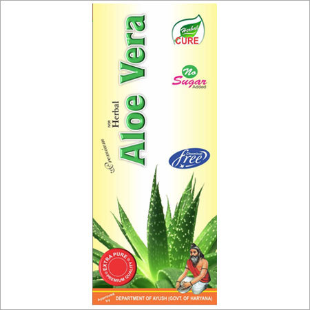 Herbal Aloevera Product