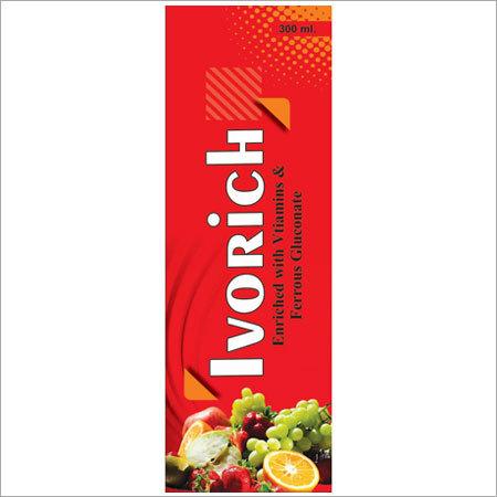 Ferrous Gluconate Syrup