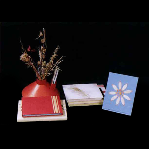 Handmade Paper Books