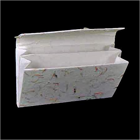Handmade Paper Wallets