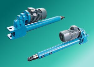 High Thrust Linear Actuator