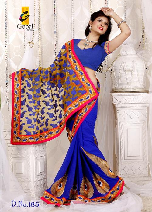 Fancy Party saree
