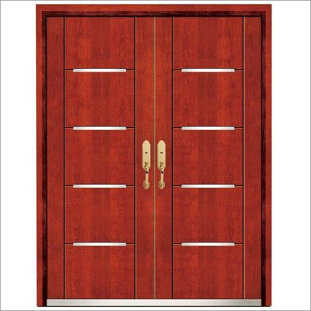 Double Flush Door