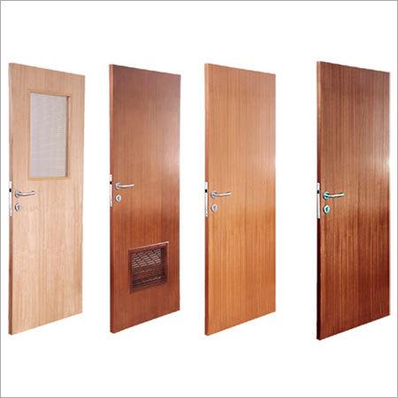 Flush Door Panels