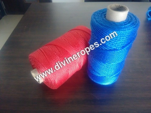 Color HDPE Twine