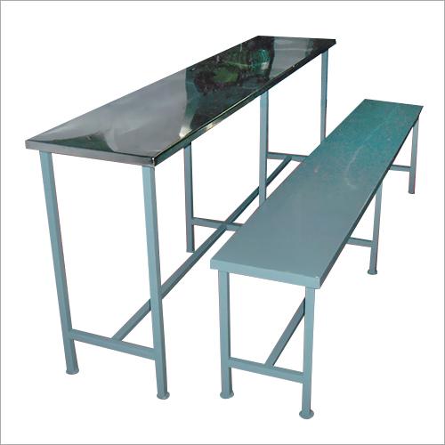 Classroom Steel Bench