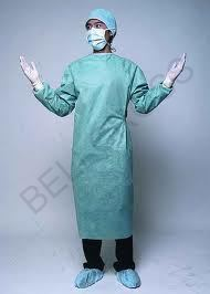 Disposable Surgeons Gown