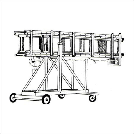 Titable Tower Ladder