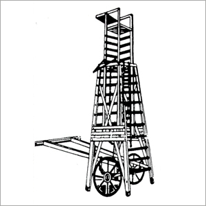 Multipurpose Self Supporting ladders