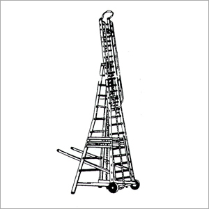 Rubber Wheeled Tower