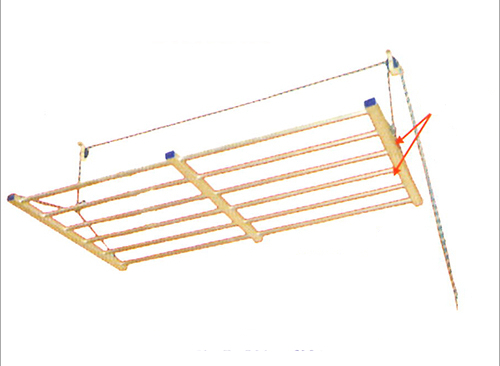 Commercial Cloth Drying Stand