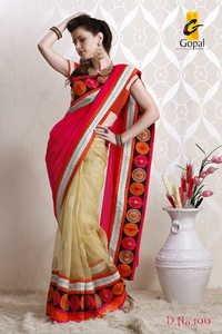 Bembarg Designer Saree