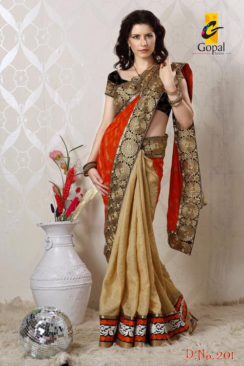 Marriage Wear Saree