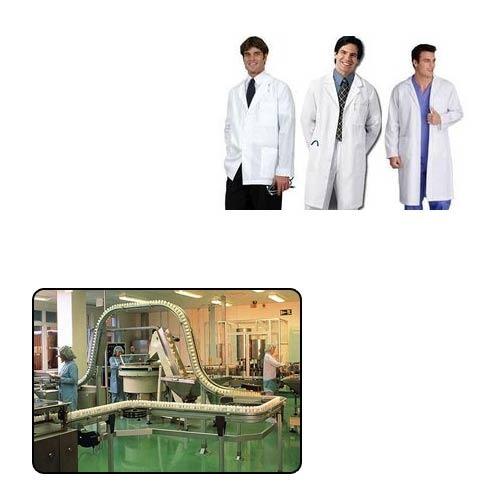 Lab Coat for Pharma Industry