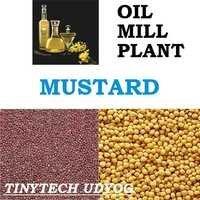 Mustard Oil Mill Plant
