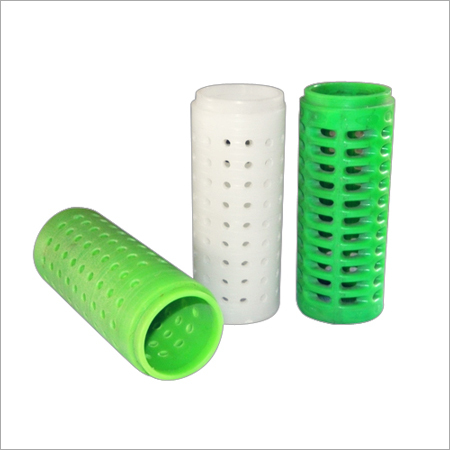 Perforated Dyeing Tubes
