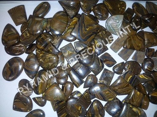 American Tiger Eye Mix Cabochon