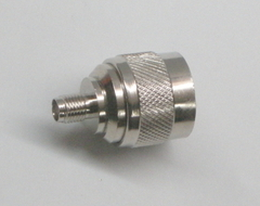 Brass Electronic Cable Connector