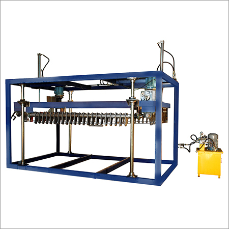 Egg Laying Concrete Block Making Machine
