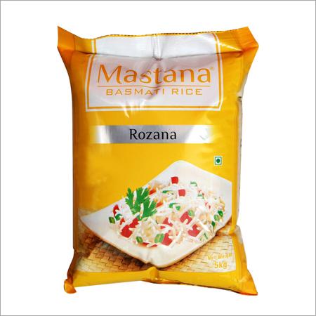 Mastana Basmati Rice - Rozana