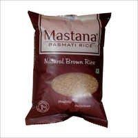 Natural Brown Basmati Rice