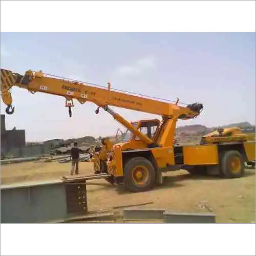 Hydra Crane Rental Services