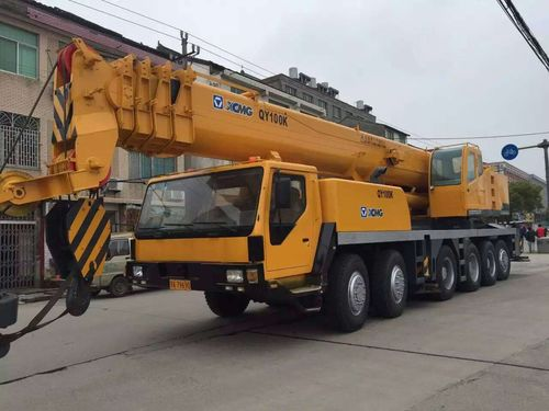 Industrial Cranes Rental