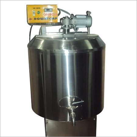 Cold Processing Ageing Vats