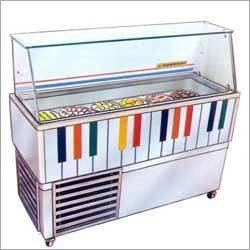 Ice Cream Display Parlour