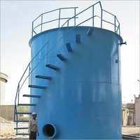 Industrial Tanks Fabrication