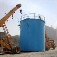 Fuel Tank Turnkey Erection