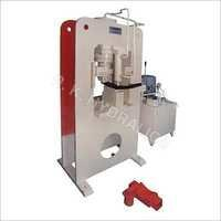 Leaf Spring Cutting Machine