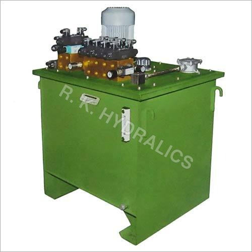 Hydraulic Drilling Power Pack