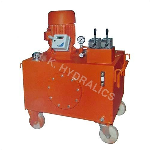 Hydraulic Pushing Machine