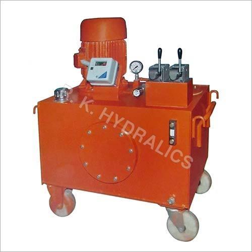 Hydraulic Pushing Machine