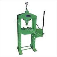 Hydraulic Hand Press Machine