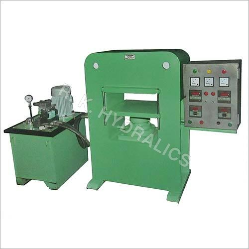 Hydraulic Embossing Press Machine