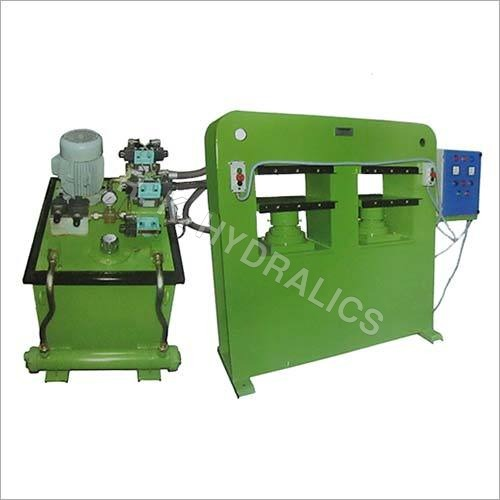 Sole Embossing Machine