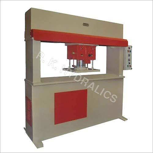 Hydraulic Shoemaking Clicker Press