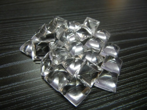 Crystal Sugar Loaf Cut Gemstone