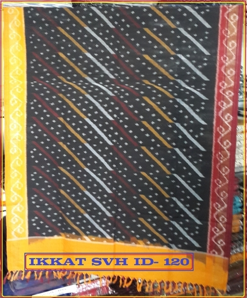 IKKAT COTTON DUPATTA'S