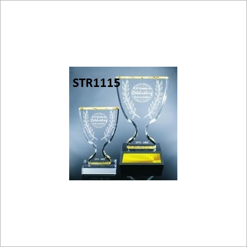 Golf Cup Trophy / Cup Shape Trophy