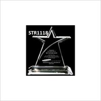 Rising Star / Star Shape Trophy