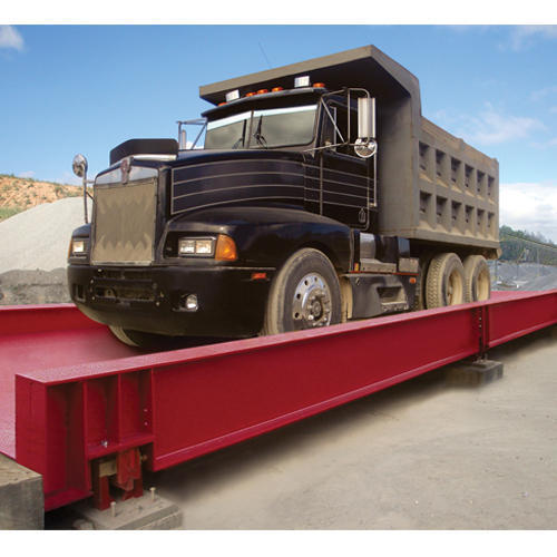 Electronic Truck Scales